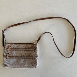 HOBO Mara stingray crossbody bag